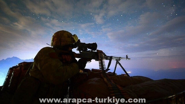"""الدفاع التركية: نواصل تدمير أهداف """"بي كا كا"""" شمالي العراق"""