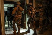"""الشرطة التركية تعتقل 8 مشتبهين بانتمائهم لـ""""داعش"""" و""""القاعدة"""" بإسطنبول"""