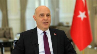 سفير أنقرة لدى بغداد يزور الجبهة التركمانية بكركوك