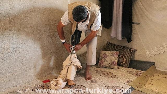 شانلي أورفة.. جمعية تركية توفر أطرافا صناعية للسوريين