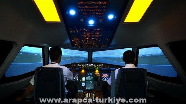 """تركيا.. تطوير جهاز محاكاة لطائرات """"إير باص"""""""