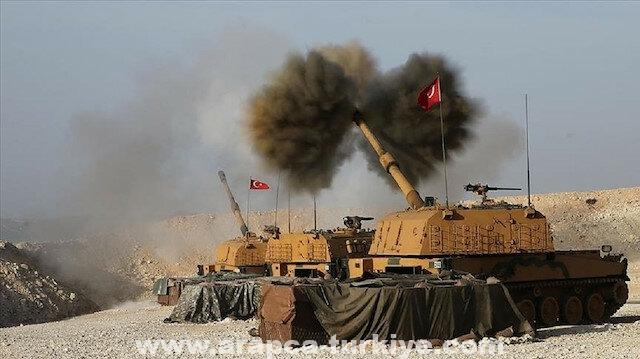 تركيا.. تحييد 39 إرهابيا في الشمال السوري