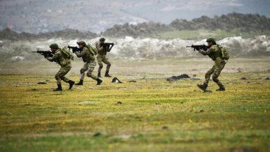 """الدفاع التركية: تحييد 6 إرهابيين من """"ي ب ك"""" شمالي سوريا"""