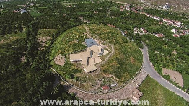 """إدراج تلة """"أرصلان تبه"""" التركية بقائمة اليونسكو للتراث"""
