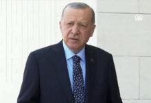 أردوغان: سيطرنا على معظم حرائق الغابات