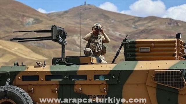 تركيا.. استسلام 4 إرهابيين عن طريق الإقناع