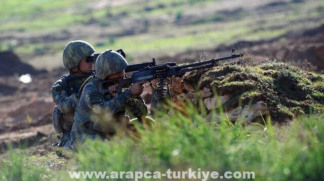 الدفاع التركية: تحييد 7 إرهابيين في شمال سوريا