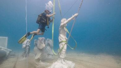 """متحف """"كاش"""" التركي.. رحلات أسطورية تحت الماء"""
