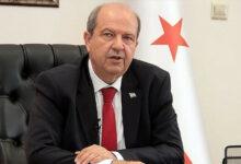عقب لقائه غوتيريش.. رئيس القبارصة الأتراك يؤكد تمسكه بحقوق شعبه