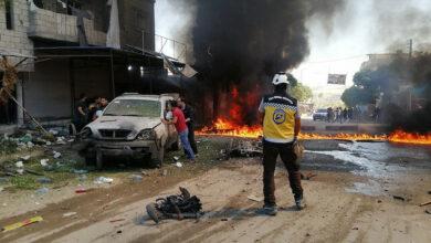 """سوريا.. """"ي ب ك"""" الإرهابي يهاجم مقرين لحزب معارض وقناة تلفزيونية"""