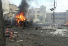 مقتل 2 وإصابة 19 مدنيًا بتفجيريين إرهابيين شمالي سوريا