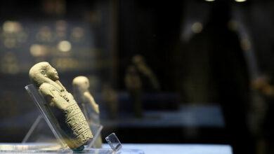 """لأول مرة.. متحف إزمير للآثار يعرض تماثيل """"الأوشابتي"""""""