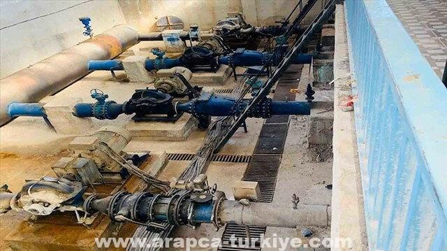 بتعاون تركي.. منظمة دولية تؤهل شبكة مياه الشرب شمالي سوريا