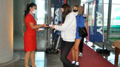 موغلا التركية تستقبل أول قافلة من السيّاح البريطانيين
