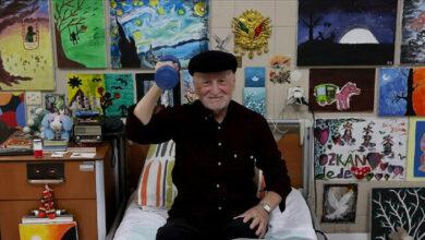 ملّاح تركي متقاعد يعيد اكتشاف مواهبه في دار المسنين
