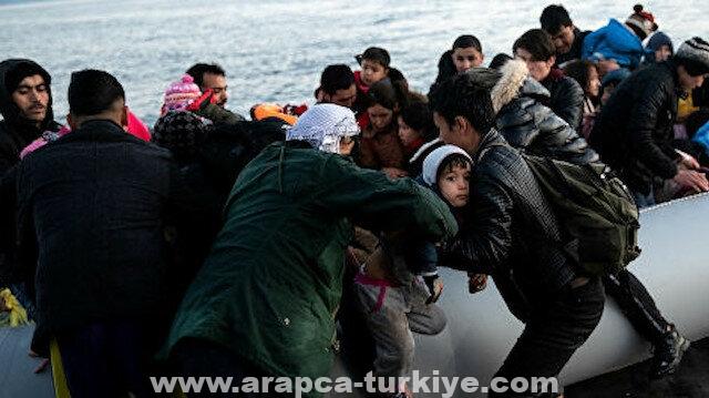 تركيا.. ضبط 161مهاجرا غير نظامي أثناء توجههم إلى اليونان