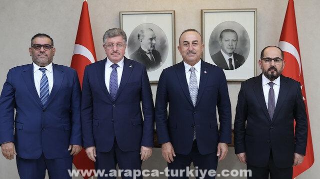 تركيا تؤكد دعمها التام للائتلاف والحكومة السورية المؤقتة