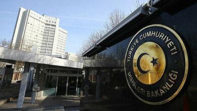 تركيا ترحب بنيل حكومة ميقاتي ثقة البرلمان اللبناني