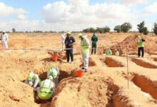 ليبيا.. اكتشاف مقبرتين جديدتين في ترهونة
