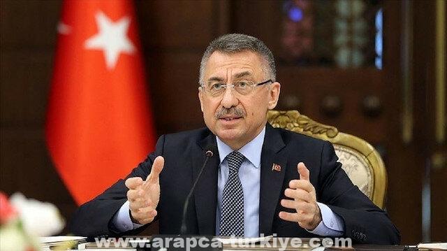 نائب أردوغان: التبادل التجاري مع قرغيزيا يرتفع 78% في 8 أشهر