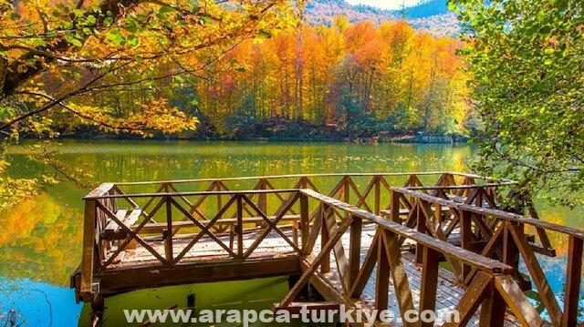 البحيرات السبع في تركيا.. جمال ساحر يتجدد مع كل موسم