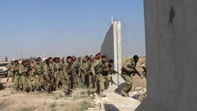 عملية عسكرية جديدة.. الجيش الوطني السوري يلقي منشورات تحذيرية للمدنيين