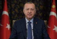 الرئيس أردوغان يتوقع نمو الاقتصاد التركي 9 بالمئة في 2021