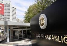 """تركيا ترفض بيان سفراء 10 دول وتصفه بـ""""غير المسؤول"""""""