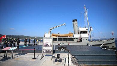 """تركيا.. انطلاق مناورات """"نصرت 2021"""" في خليج ساروس"""