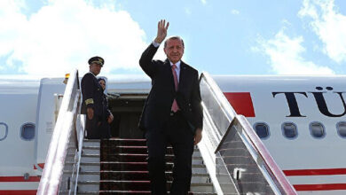 أردوغان يختتم زيارته إلى أنغولا ويتوجه إلى توغو