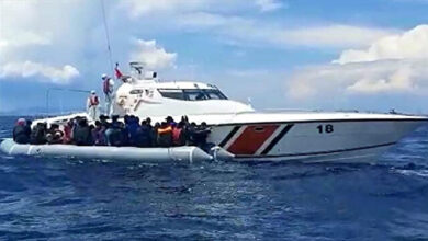 تركيا.. إنقاذ 82 مهاجرا غير نظامي أجبرتهم اليونان على العودة