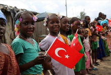 وقف المعارف التركي يقدم خدماته التعليمية في 25 دولة إفريقية